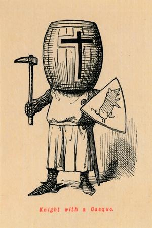 'Knight with a Casque', c1860, (c1860)