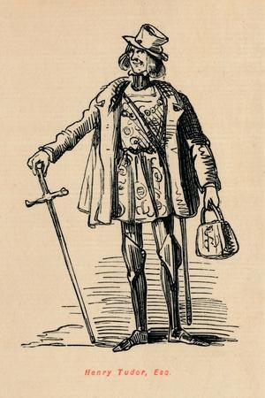 'Henry Tudor, Esq.',