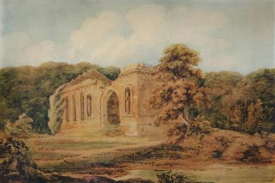 'Landscape with Ruins', 18th century, (1935)