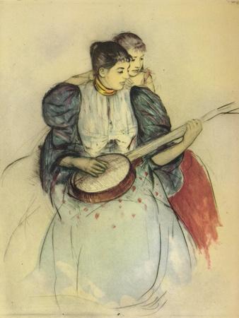 'The Banjo Lesson', 1893, (1946)
