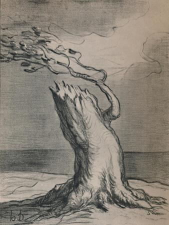 'Poor France! The Trunk Is Blasted', 1871, (1946)