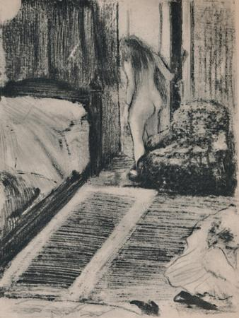 'Nude Woman at the Door of Her Room', c.1879, (1946)