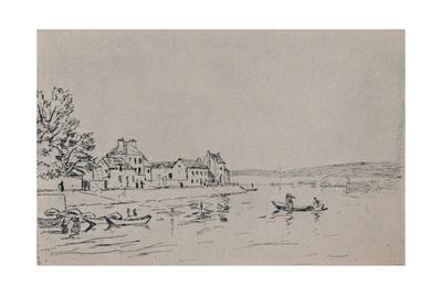'The Banks of Loing', c.1880s, (1946)
