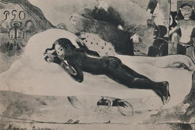 'Manao Tupapau (The Spirit of the Dead Watches)', c.1892, (1946)