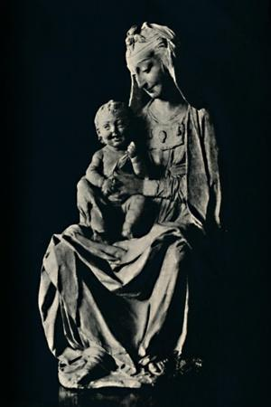 'The Madonna with the Laughing Child', 1928