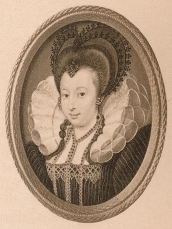 'Catherine Knevett, Countess of Suffolk', c16th century (1904)