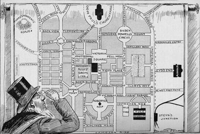 'The New Pretoria', 1900
