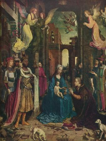 'The Adoration of the Kings', c1510, (1912)
