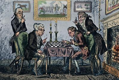 'A Game of Chess', 1948