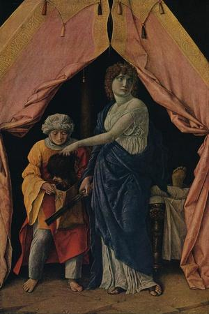 'Judith with the Head of Holofernes', 1495-1500
