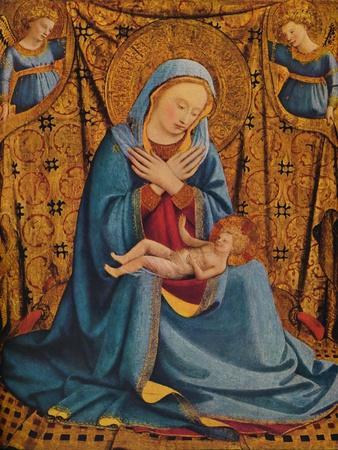 'The Madonna of Humility', c1430