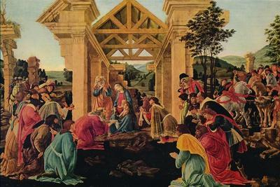 'The Adoration of the Magi', c1475-1476