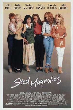 STEEL MAGNOLIAS [1989], directed by HERBERT ROSS.