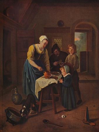 'Grace Before Meat', c1665, (c1915)