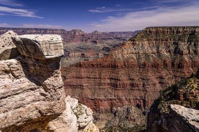 The USA, Arizona, Grand canyon National Park, South Rim, Mather Point