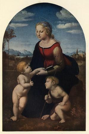 'La Belle Jardinière', 1507, (c1912)