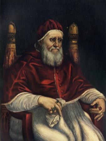 'Pope Julius II', c1512, (c1912)