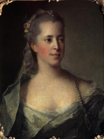 'Portrait of a Lady', 1757