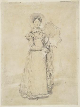 Portrait of Countess Thérèse Apponyi, née von Nogarola (1790-1874), 1823