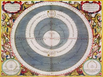 Ptolemic System, 1660-1661