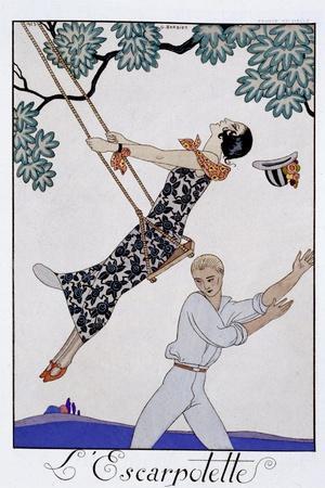 'The Swing', 1920s