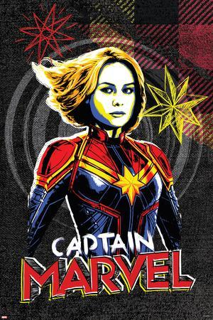 Captain Marvel - Sketchy