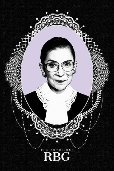 Ruth Bader Ginsburg - The Notorious RBG