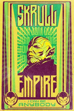 Captain Marvel - Skrull Empire