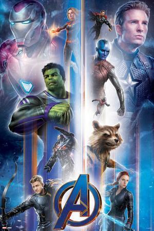 Avengers: Endgame - The Complete Team