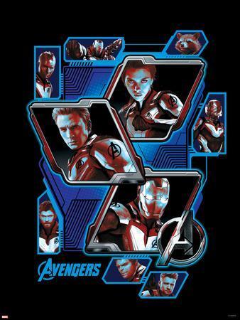 Avengers: Endgame - Digital Circuit