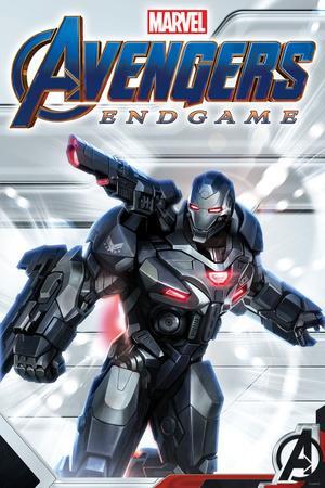 Avengers: Endgame - War Machine