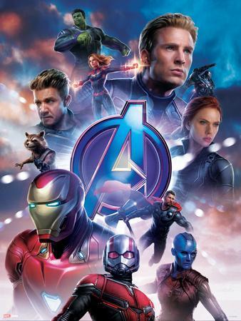 Avengers: Endgame - Avengers Unite