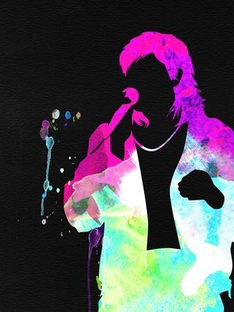 Duran Duran Watercolor