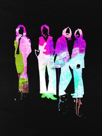 Beatles Watercolor II