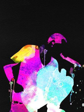 Linkin Park Watercolor