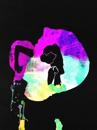 Gaga Watercolor