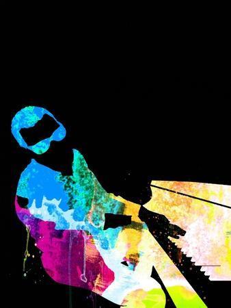 Ray Watercolor II