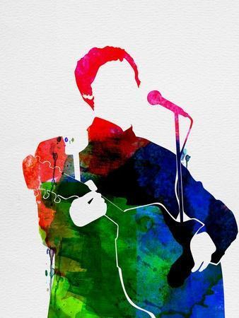 Paul McCartney Watercolor