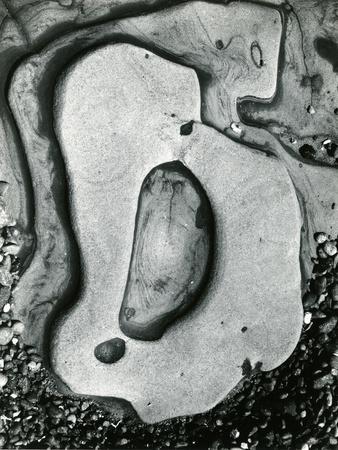Rock and Pebbles, California, 1959