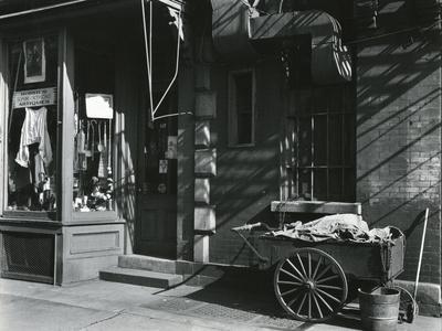 Storefront, New York,