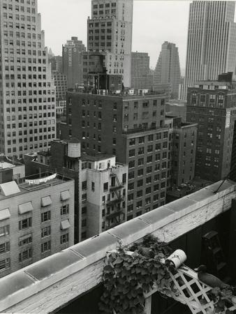Cityscape, New York, c. 1944