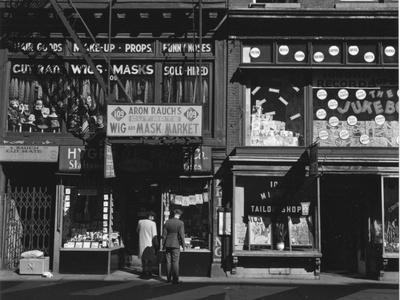 Storefront, New York, 1943