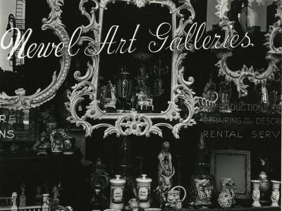 Newel Art Gallery, New York, 1943