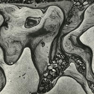 Rock Formation, Point Lobos, California, 1971