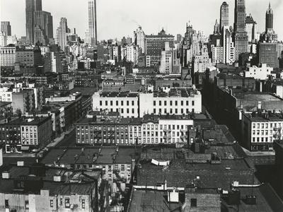 Midtown, New York, 1943
