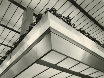 Manufacturers Hanover Trust, New York, 1956