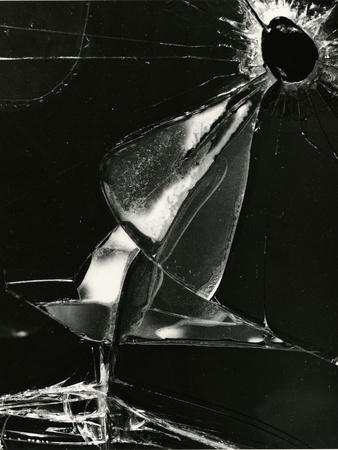 Broken Glass, Oregon, 1978