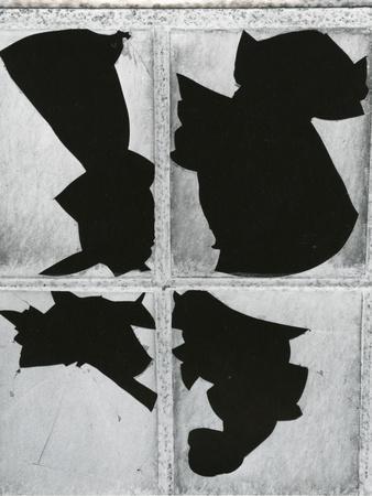 Broken Glass, c. 1970