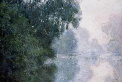 Morning on the Seine, Effect of Mist