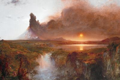 Cotopaxi, 1862